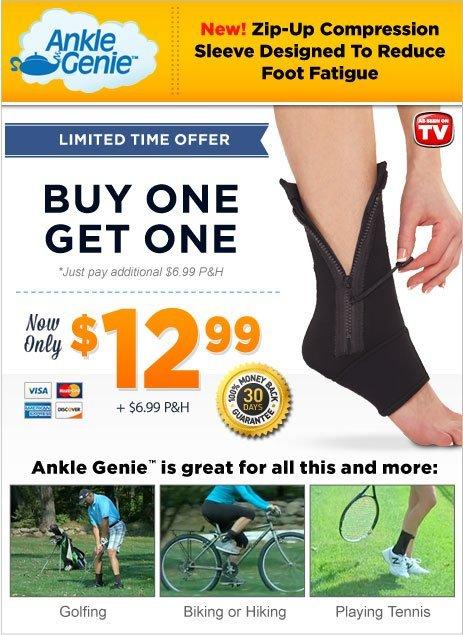 ankle genie canada