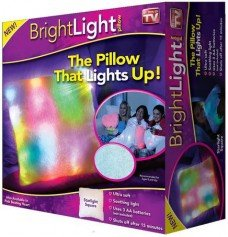 bright light pillow