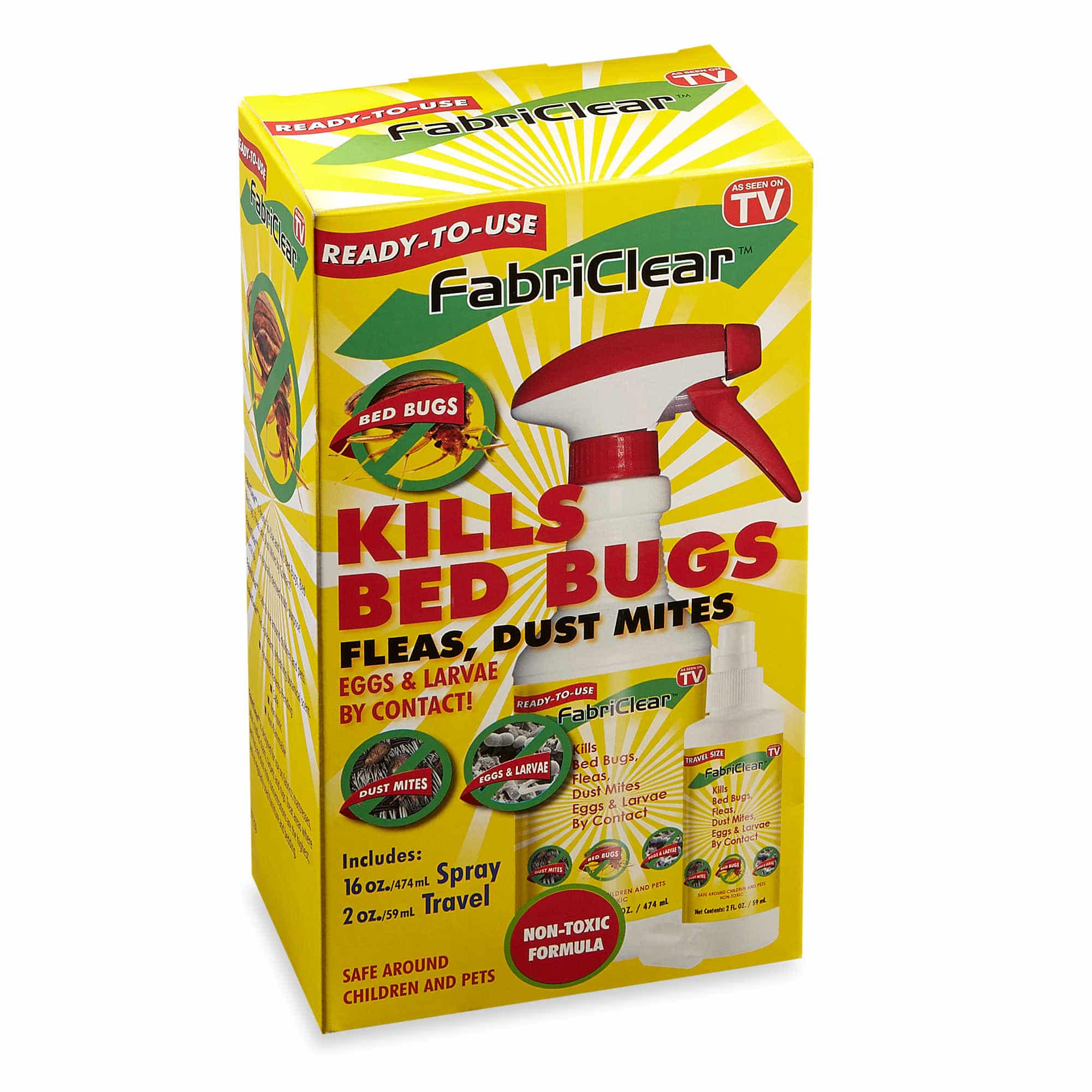 killer spray bug product bed ecoraider bedbug natural
