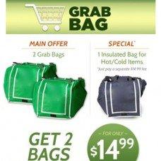 grab bag tv offer