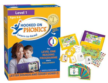 Hooked on Phonics - FIRST GRADE LEVEL 2 - YouTube