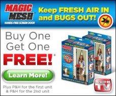 magic mesh canada