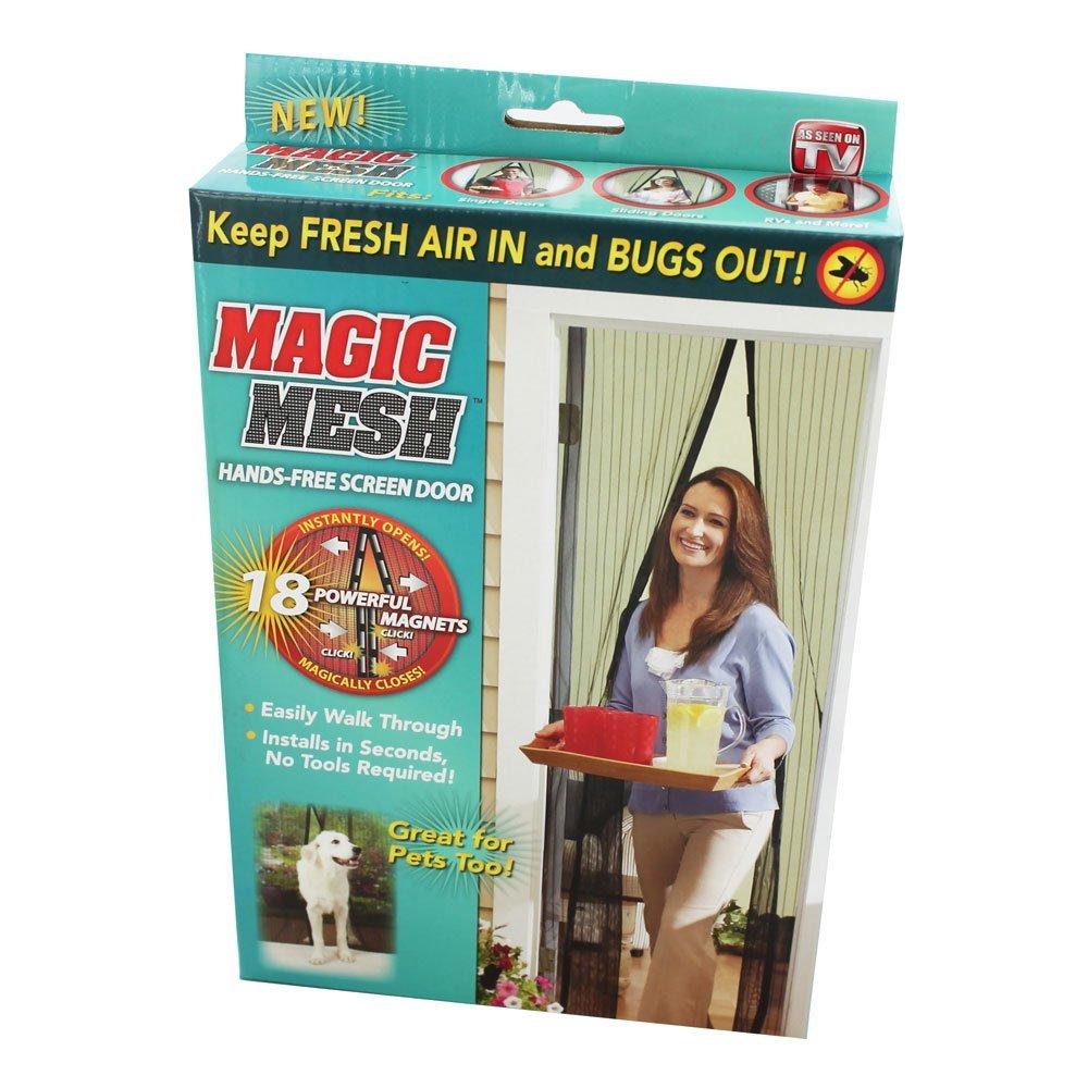 Magic Mesh Screen Door Magic Mesh Canada
