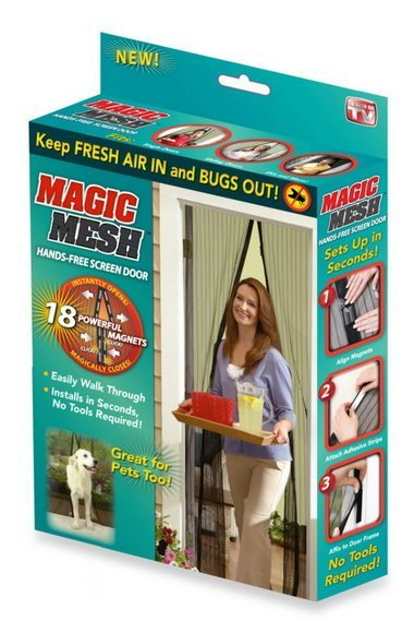 magic mesh as seen on tv