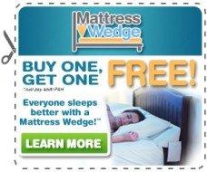 mattress-wedge