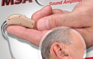 msa30x sound amplifier