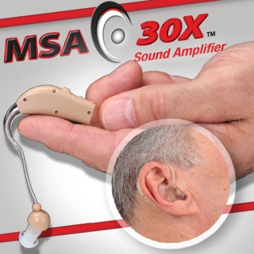 msa30x sound amplifier