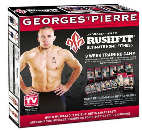 rushfit workout
