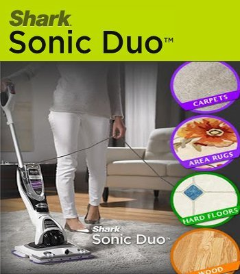 Shark Sonic Duo Cleaning System
