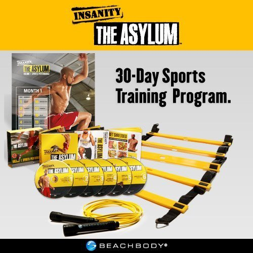 asylum workout dvd