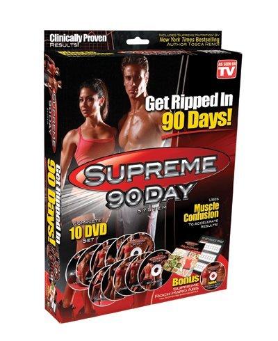 supreme 90 day workout