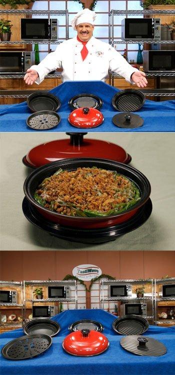 tastiwave cookware