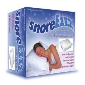 snoreezzz pillow