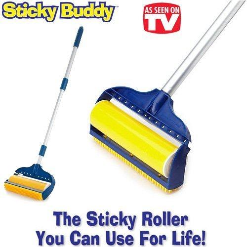 sticky buddy lint roller