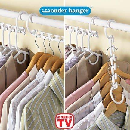 ... Hangers Closet Organizer. ; 