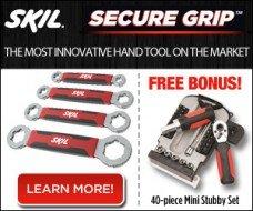 secure grip