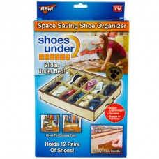 shoes under | as seen on tv