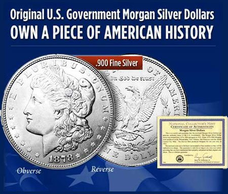 morgans coins