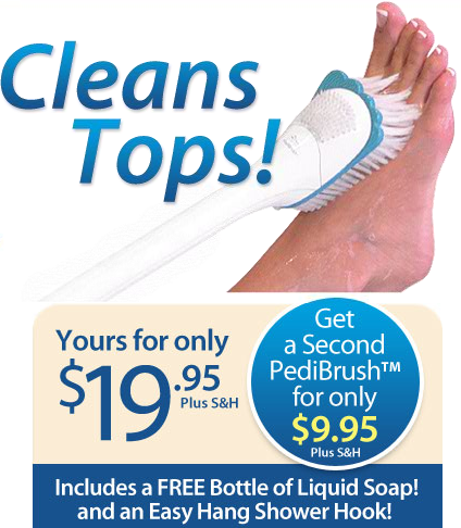 pedibrush