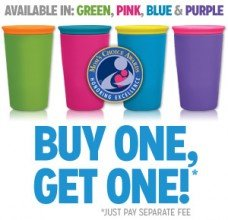 wow cup containers