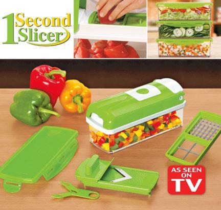 1 second slicer