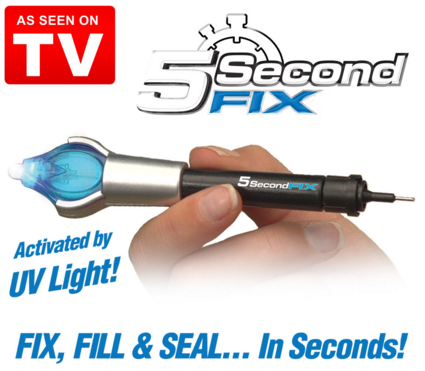 5 second fix