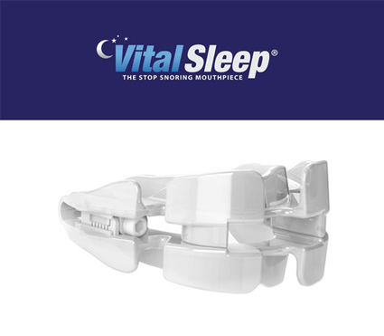 vitalsleep anti-snoring mouthpiece as seen on tv