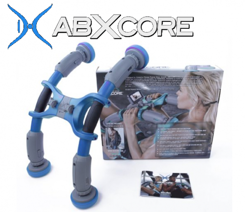 abxcore ab workout as seen on tv