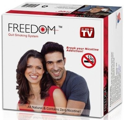 Freedom Quit Smoking System