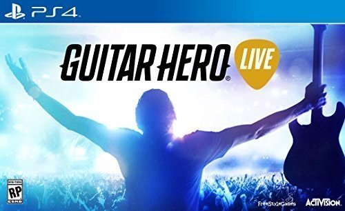 Guitar-Hero-Live-Bundle-Bilingual-PlayStation-4-Standard-Edition-0