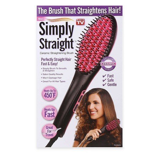 Simply Straight Hair Straightener | As Seen on TV
