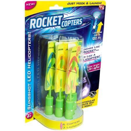 rocket copter