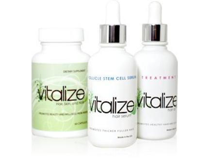 Vitalize Hair System