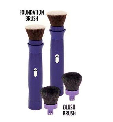 beauty spin brush