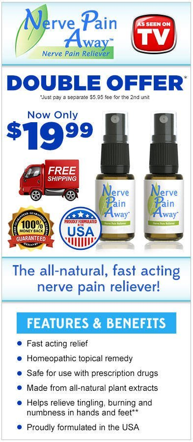 nerve pain away