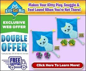 kitty cat mat as seen on tv